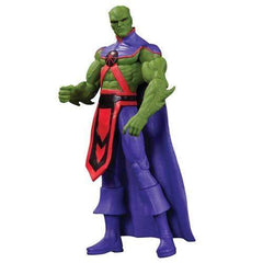 DC Comics New 52 Martian Manhunter