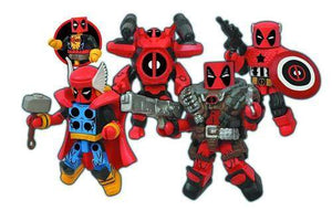 Marvel Minimates Deadpool Assemble