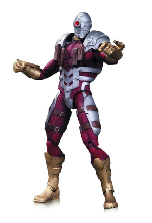 DC Comics New 52 Super Villains Deadshot