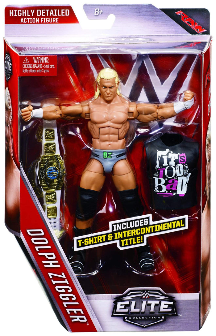 WWE Elite Series 39 Dolph Ziggler