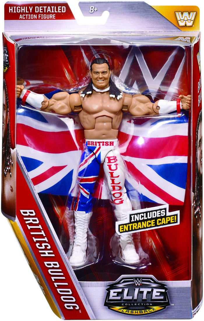 WWE Elite Series 39 British Bulldog
