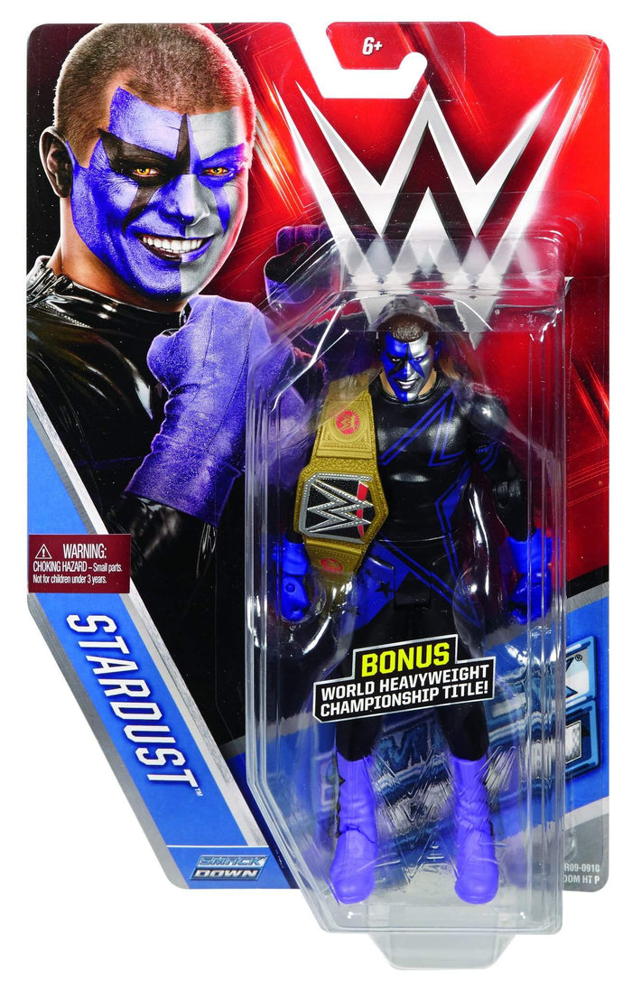 WWE Basic Series 58 Stardust