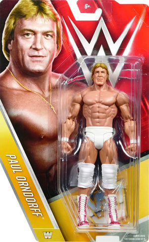 WWE Basic Series 58 Paul Orndorff