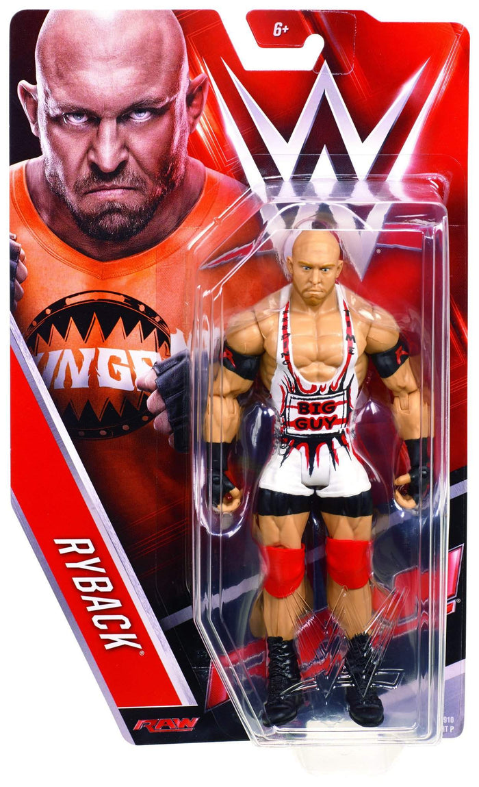 WWE Basic Series 57 Ryback