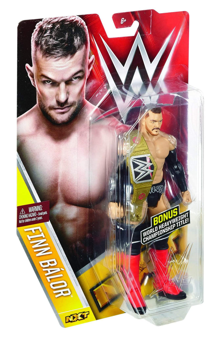 WWE Basic Series 61 Finn Balor (Chase Figure)