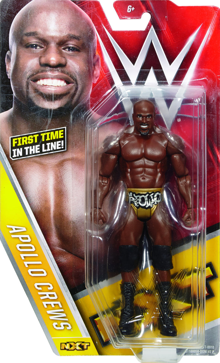WWE Basic Series 64 - Apollo Crews