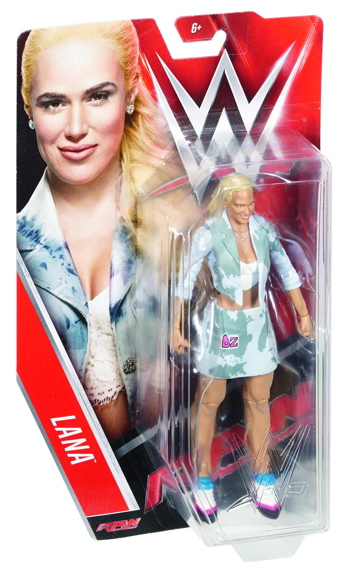 WWE Basic Series 64 - Lana