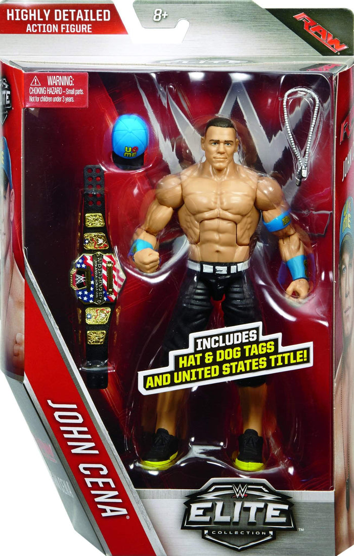 WWE Elite Series 40 John Cena