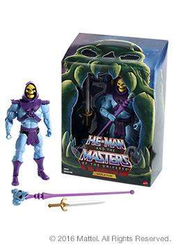 Skeletor - Matty Collector Classics 2.0 Club Grayskull