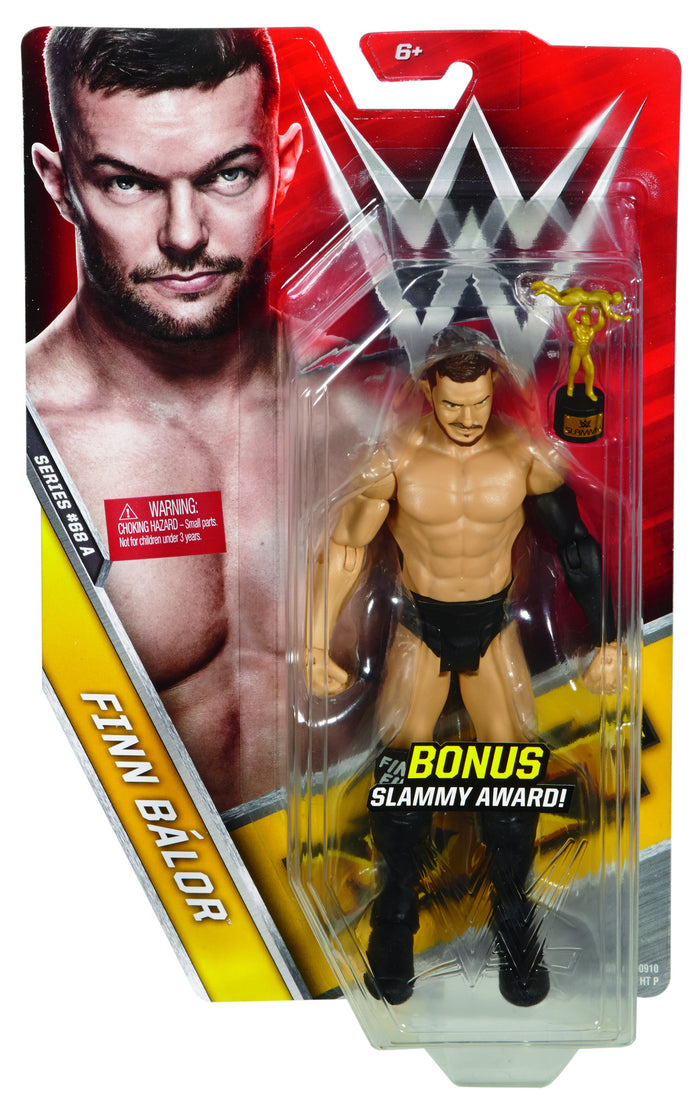 WWE Basic Series 68 - Finn Balor (Slammy Chase Figure)