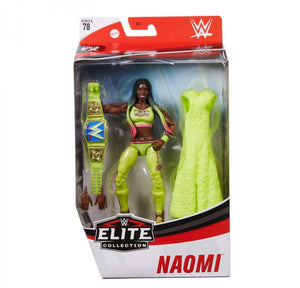 Naomi - WWE Elite Series 78