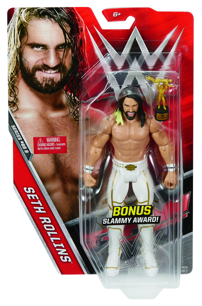 WWE Basic Series 68 B - Seth Rollins
