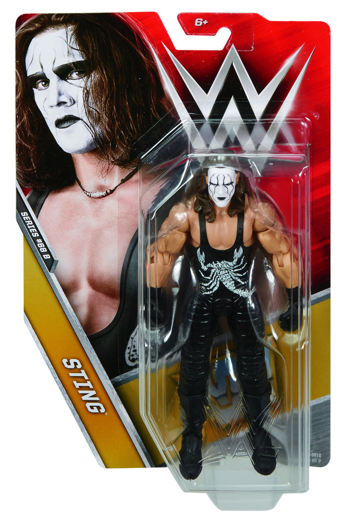 WWE Basic Series 68 B - Sting