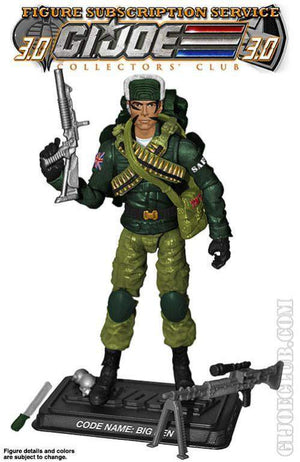 GI Joe Figure Subscription Service 3.0 Big Ben