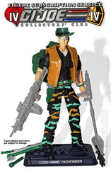 GI Joe Collector Club FSS 4.0 GI Joe Jungle Assault Specialist: Pathfinder