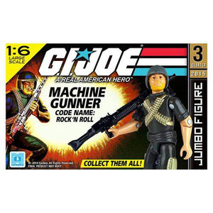 Gi Joe Kenner-Inspired Rock-N-Roll Jumbo