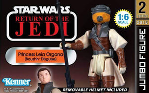 Star Wars Kenner-Inspired Leia Boushh Jumbo Action Figure