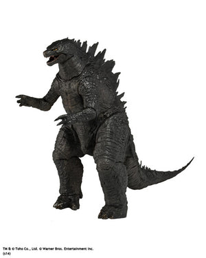 Godzilla – 12″ Head-To-Tail Action Figure – 2014 Godzilla