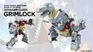 Grimlock - Transformers Generations Power of the Primes Voyager Wave 3