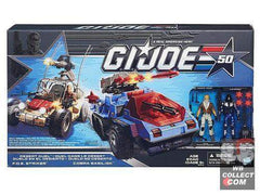 G.I. Joe Desert Duel Vehicles with Action Figures