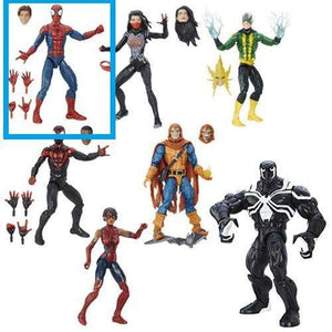 Ultimate Spider-Man Peter Parker - Amazing Spider-Man Marvel Legends  Wave 6 (loose)