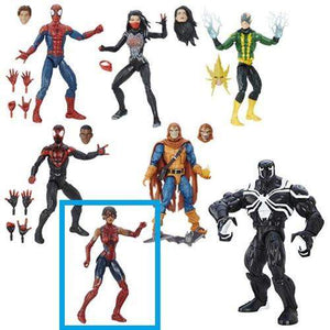 Ashley Barton Spider-Girl - Amazing Spider-Man Marvel Legends  Wave 6 (loose)