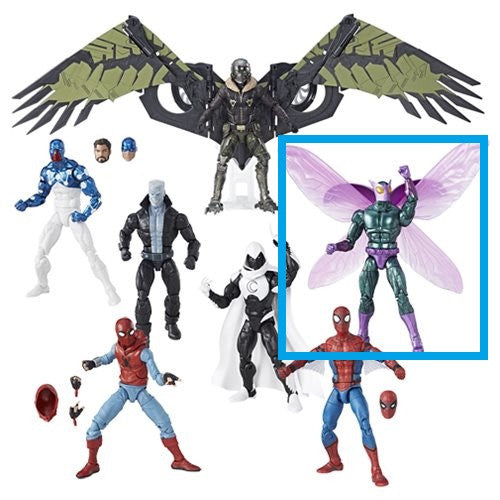 Beetle - Amazing Spider-Man Marvel Legends Wave 8 - (No BAF)
