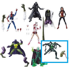 Lasher - Spider-Man Marvel Legends (Lizard BAF)