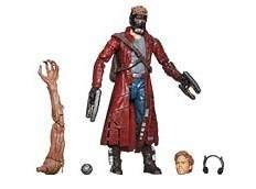 Guardians of the Galaxy Marvel Legends Action Figures Wave 1 - Star Lord