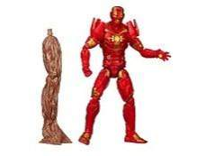 Guardians of the Galaxy Marvel Legends Action Figures Wave 1 - Iron Man