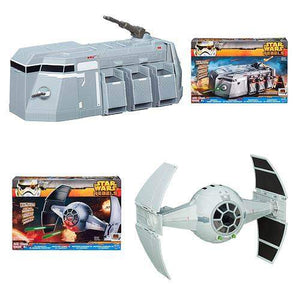 Star Wars Class II Attack Vehicles Wave 5 Rebel Imperial Troop Transport
