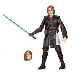 Star Wars Black Series 6-Inch Action Figures Wave 4 - Anakin Skywalker (Revenge of the Sith)