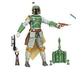 Star Wars Black Series 6-Inch Wave 4 - Boba Fett (Empire Strikes Back)