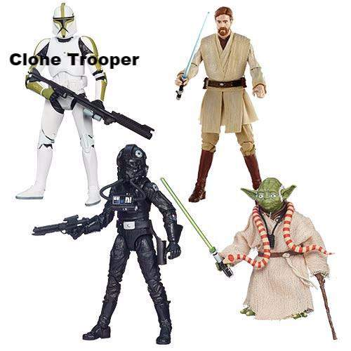 Star Wars Black Series 6-Inch Wave 6 Clone Tooper Sergeant
