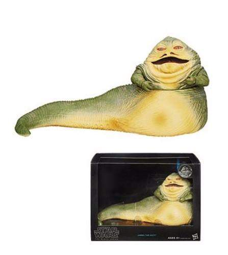 Star Wars Black Series 6-Inch Deluxe Action Figures Wave 1 - Jabba the Hut