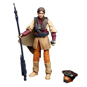 "Star Wars Black Series 6"" Princess Leia in Boushh Disguise Wave 9"