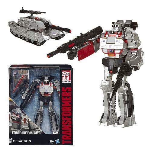 Transformers Generations Combiner Wars Leader Wave 1 Megatron