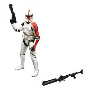 "Star Wars Black Series 6""  Clone Captain Wave 8"
