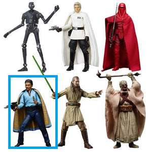 "Lando Calrissian - Star Wars Black Series 6"" Wave 11"