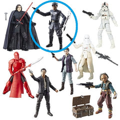 "Finn First Order Disguise - Star Wars Black Series 6"" Wave 13"
