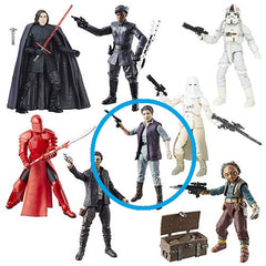 "General Leia Organa - Star Wars Black Series 6"" Wave 13"