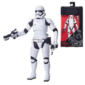 First Order Stormtrooper Star Wars Black Series 6-Inch Wave 3 (Re-Issue)