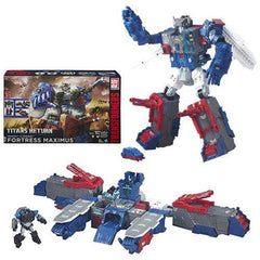 Fortress Maximus - Transformers Generations Titans Return