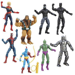 Set of 8 - Marvel Legends/Universe 2016 Wave 1