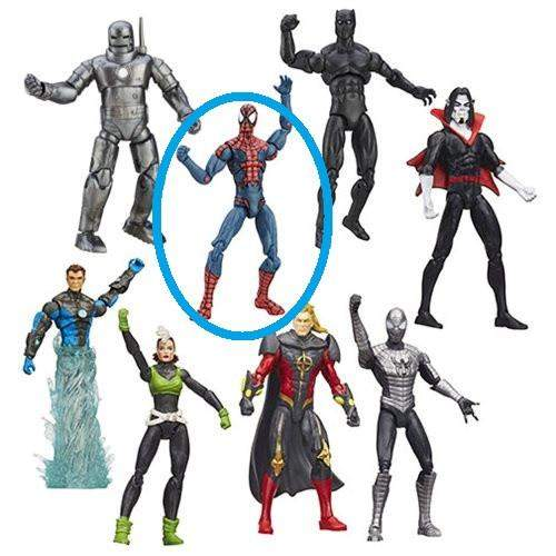 Spider Man - Marvel Legends 3 3/4-Inch 2016 Wave 3