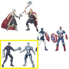 Mechanical Masters -Marvel Legends Comic Packs Action Figures Wave 1