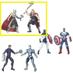 Defenders Of Asgard - Marvel Legends Comic Packs Action Figures Wave 1