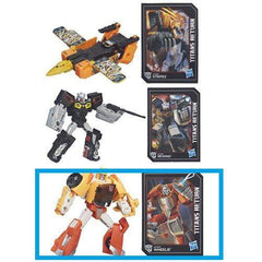 Wheelie - Transformers Generations Titans Return Legends Wave 1