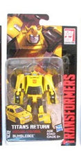 Bumblebee - Transformers Generations Titans Return Legends Wave 3