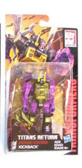Kickback - Transformers Generations Titans Return Legends Wave 3